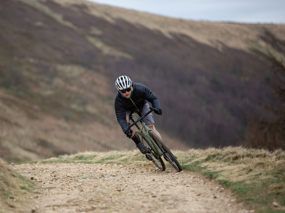 Is a gravel bike the ideal choice?