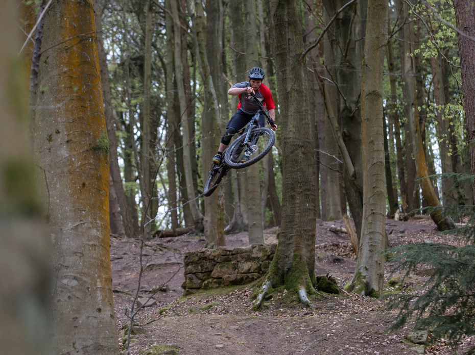 The best mountain bike venues in the Peak District.