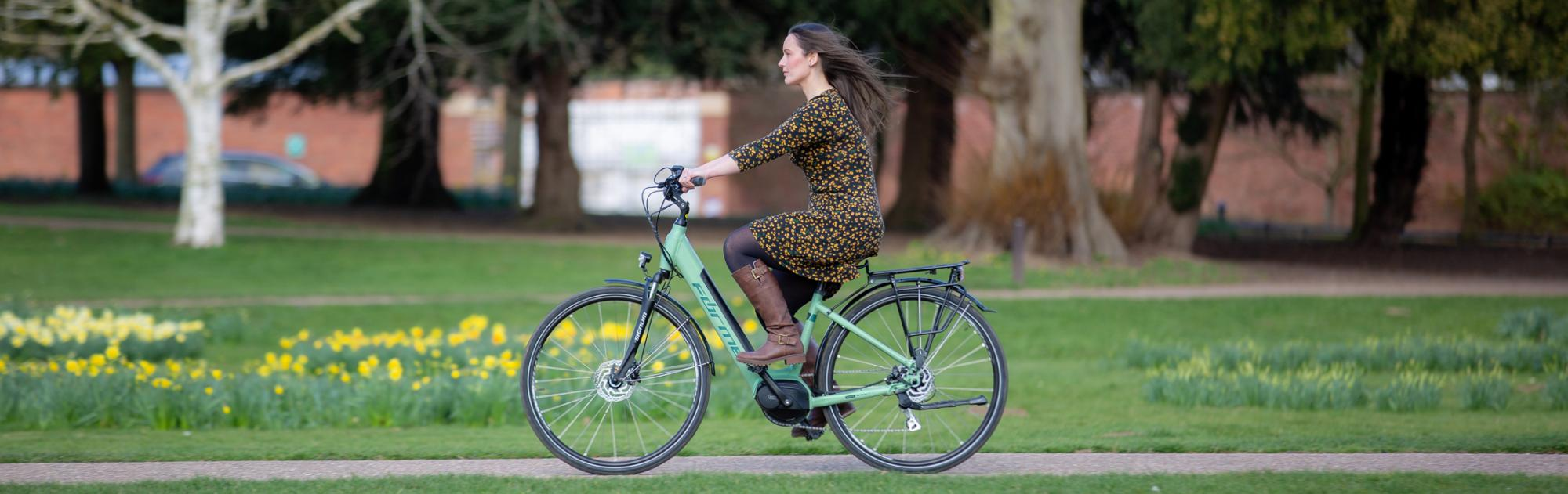 Change your life, with an e-bike